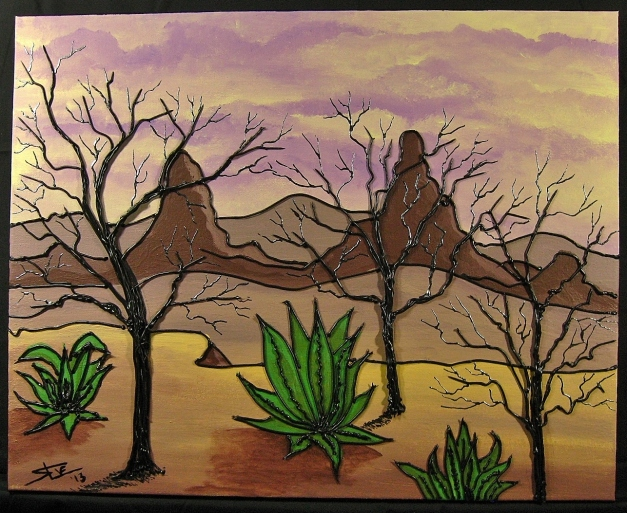 Desert Plateau