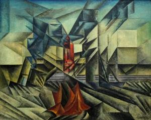 Lyonel Feininger -