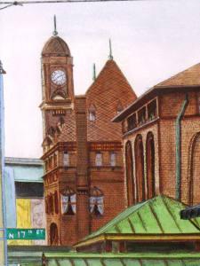 Former train station - Richmond, VA