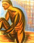 Pastel & Charcoal class exercise