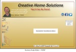 Business Reply Mailer - FRONT
