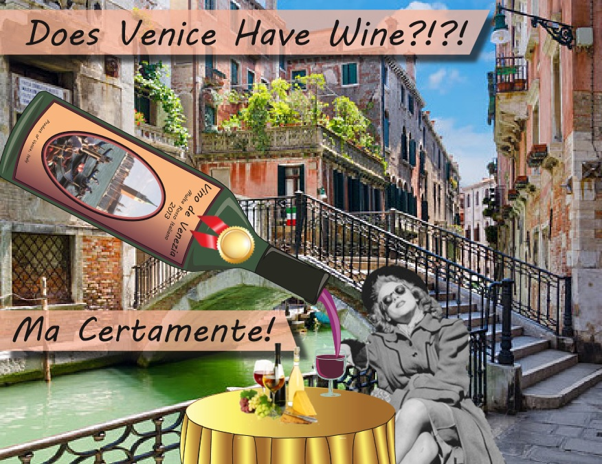 Faux wine ad. Used InDesign, Photoshop and Illustrator.